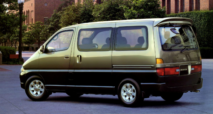 トヨタ グランビア 1995
