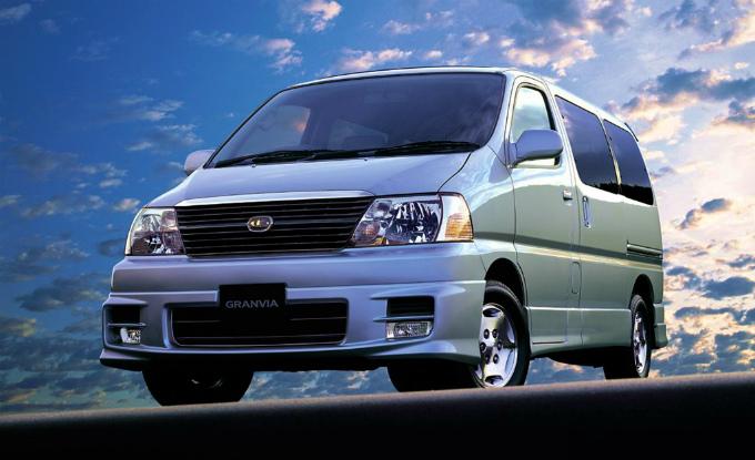 トヨタ グランビア 1999