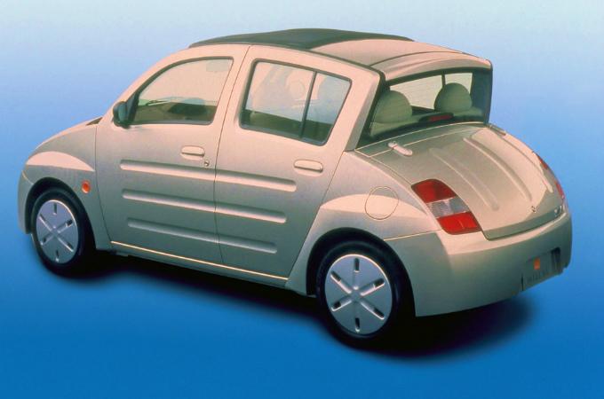 トヨタ Will Vi 2000