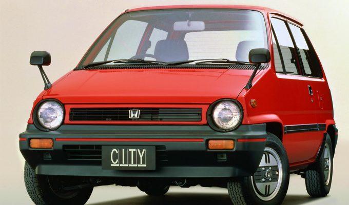 ホンダ シティ (初代 1981-1986):トールボーイの革新的コンパクト・ハッチ [AA/VF]