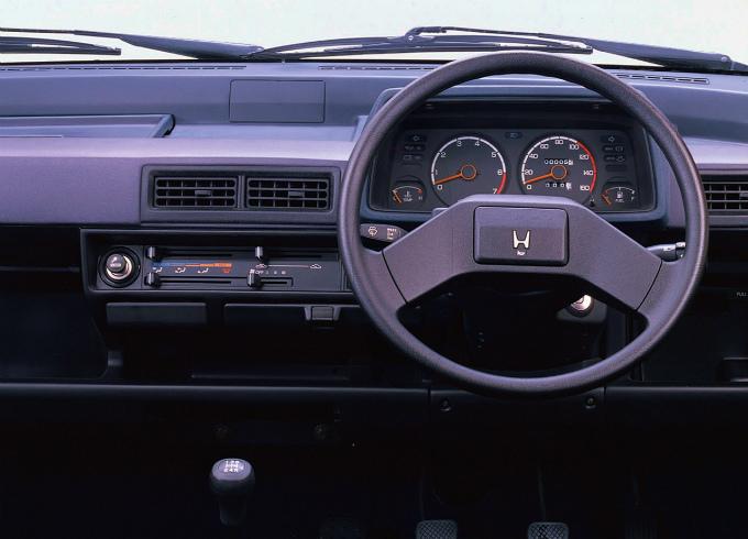ホンダ シティ 1981