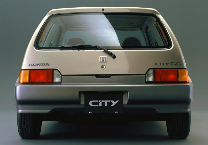ホンダ シティ 1986