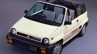 ホンダ シティカブリオレ (FA '84-'86):ピニンファリーナ・デザインのオープンモデル