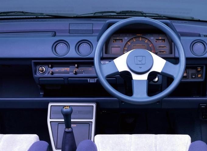ホンダ シティ ターボⅡ 1983