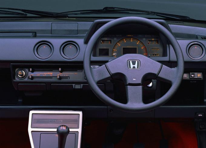 ホンダ シティ ターボ 1982