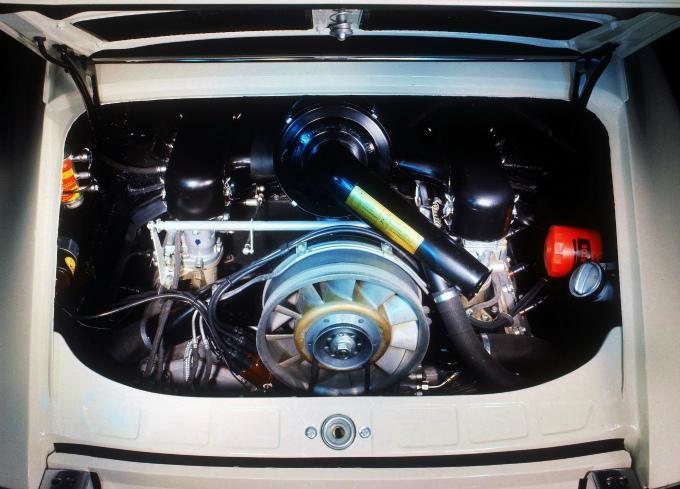 ポルシェ 911 2.0クーペ 1964