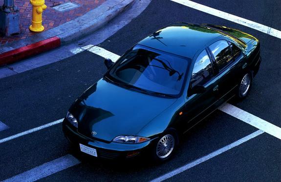 トヨタ キャバリエ セダン 1996