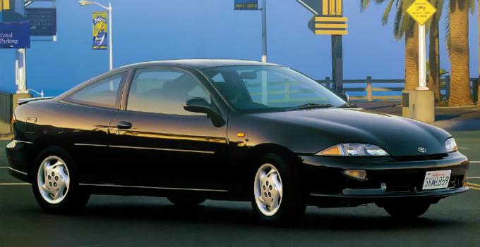トヨタ キャバリエ クーペ 1996