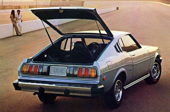 トヨタ セリカ リフトバック US仕様 1976