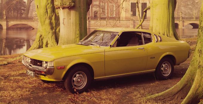 トヨタ セリカ ST リフトバック EU仕様 1976