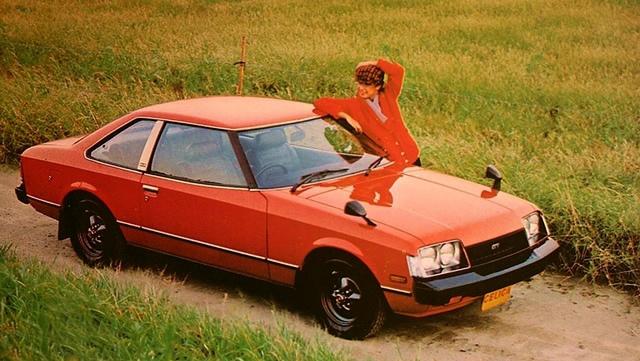 トヨタ セリカ GTV クーペ 1977