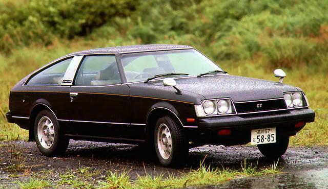 トヨタ セリカ GT リフトバック 1977