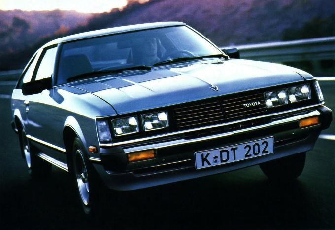 トヨタ セリカ GT クーペ EU仕様 1979
