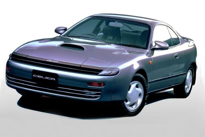 トヨタ セリカ GT-Four 1989