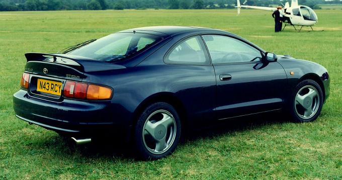 トヨタ セリカ GT-Four 1994