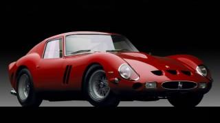 フェラーリ 250GTO ('62-'64):GTカーレースに勝つ為に誕生した250シリーズの発展型