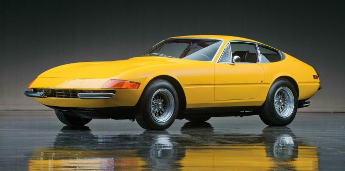 フェラーリ 365GTB/4 1968-'74