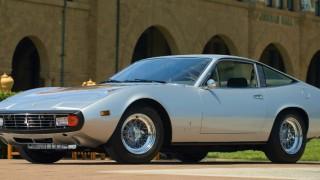フェラーリ 365GTC/4 ('71-'72):365GTB/4の2+2版として誕生したものの短命に