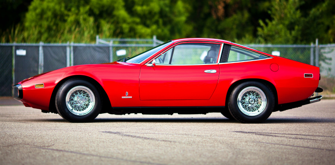 フェラーリ 365GTC/4 1971-'73