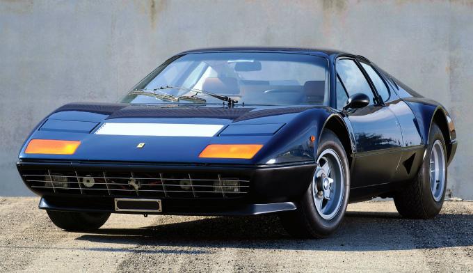 フェラーリ 512BB 1976-'81 (出典:favcars.com)