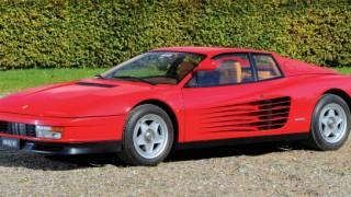 フェラーリ テスタロッサ ('84-'91):512BBiの後を継ぐ新たなV12フラッグシップ