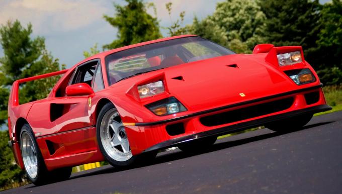 フェラーリ F40 1987