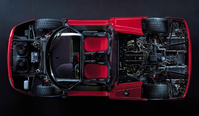フェラーリ F50 1995-'97