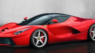 フェラーリ ラ・フェラーリ ('13-):ハイブリッドを導入したプレミアム・スーパースポーツ
