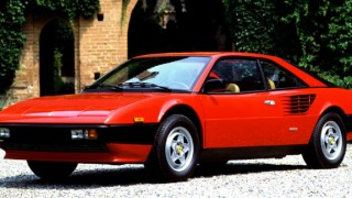 フェラーリ モンディアル8/3.2/t ('80-'93):208/308GT4の後を継いだV8の2+2GT
