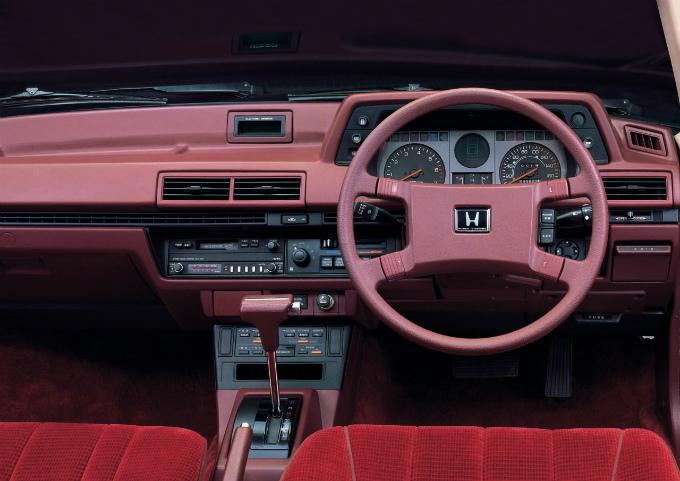 ホンダ アコード セダン 1981