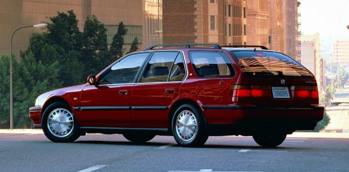 ホンダ アコード ワゴン 1990