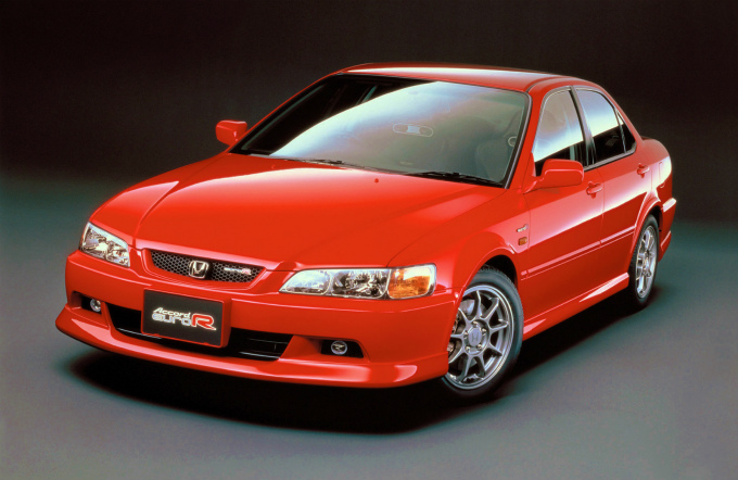 ホンダ アコード セダン Euro R 2000