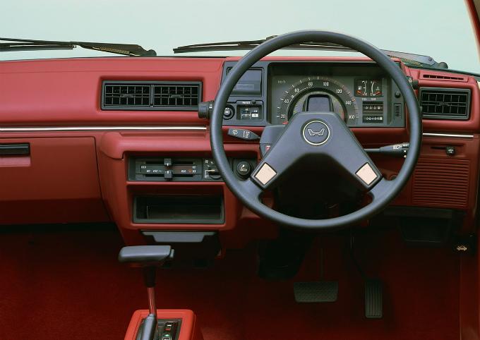 ホンダ シビック カントリー 1980