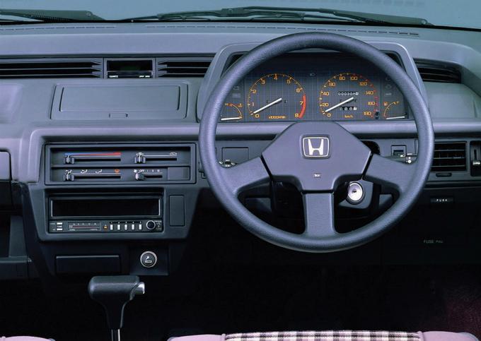 ホンダ シビック シャトル 1983