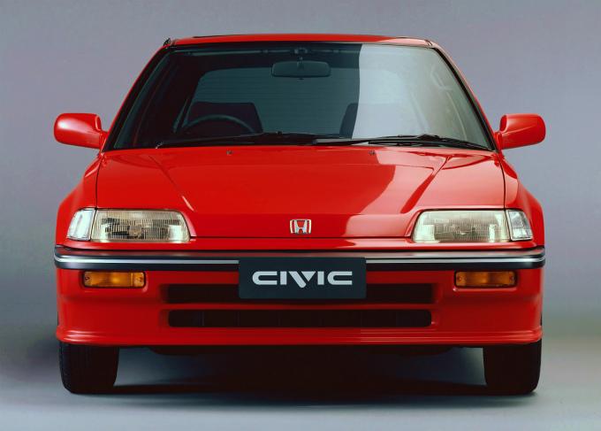 ホンダ シビック HB 1988