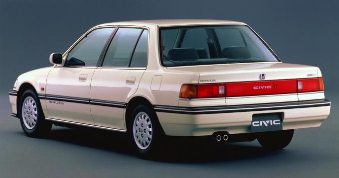 ホンダ シビック セダン 1988