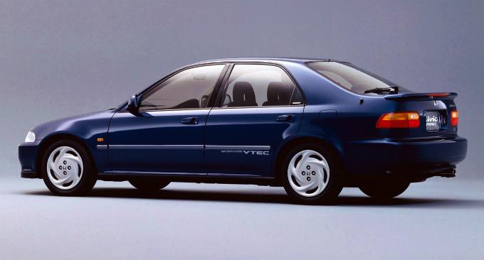 ホンダ シビック フェリオ 1991