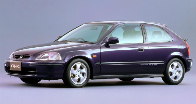 ホンダ シビック SiR-II 1995