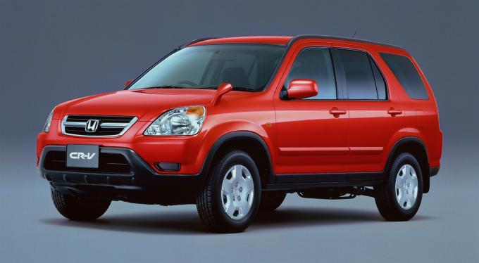 ホンダ CR-V 2001