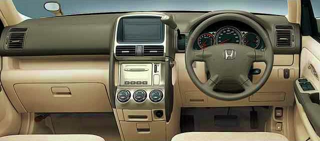 ホンダ CR-V 2004
