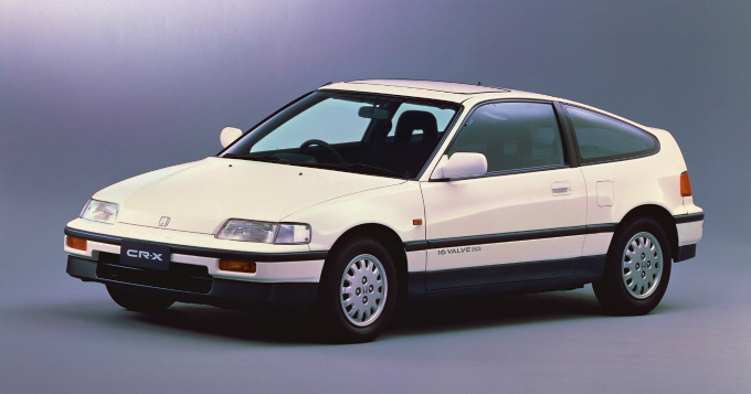 ホンダ CR-X 1987