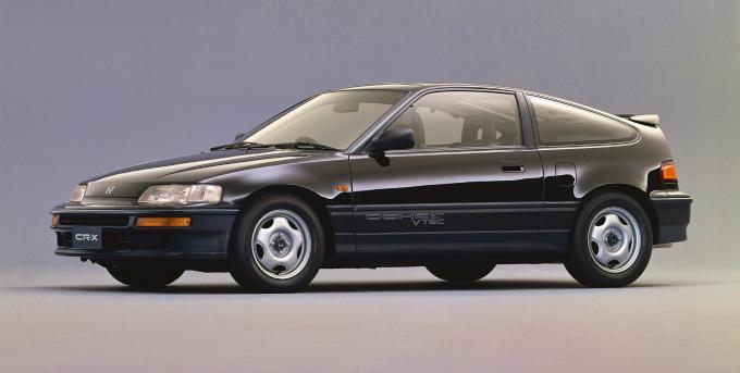 ホンダ CR-X SiR 1989