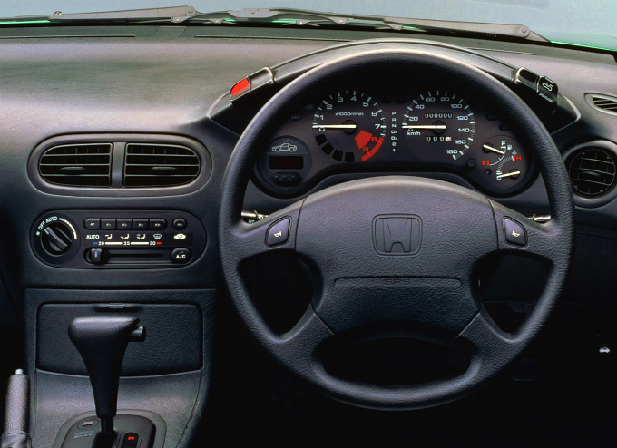 ホンダ CR-Xデルソル SiR 1992