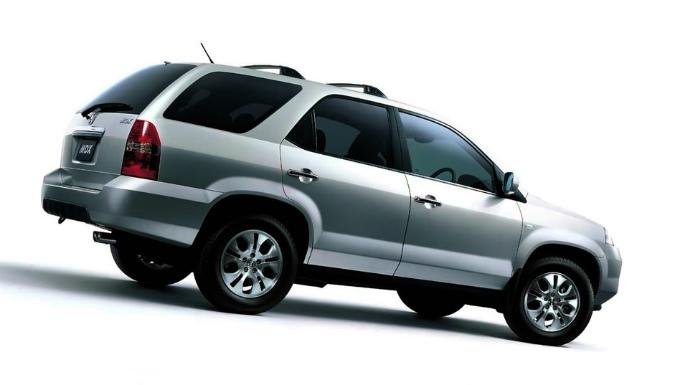 ホンダ MDX 2001
