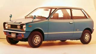 マツダ シャンテ (KMAA '72-'76):ロータリーエンジン搭載が幻と終わったキャロルの後継車種