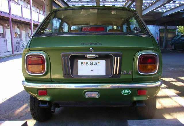 マツダ シャンテ 1972-76 (出典:wikipedia.org)