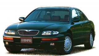 マツダ ミレーニア/ユーノス800 ('93-'03):10年基準がウリだった高品質FFセダン [TA3/TA5/TAF]