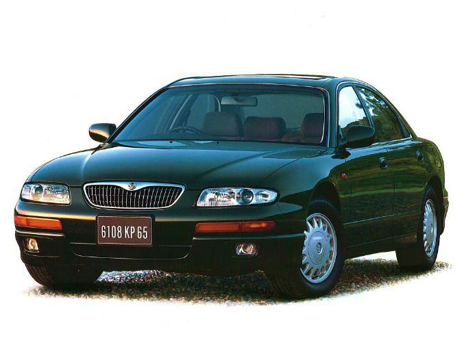 ユーノス800 1993