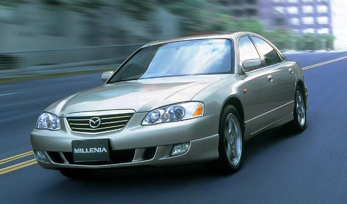 マツダ ミレーニア 2000