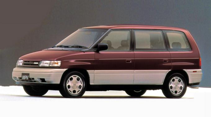 マツダ MPV 1990